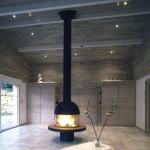 Камин Don-Bar  мод.83-123 (Бельгия). Частный дом п. Зеленый Бор