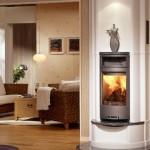 Masonry stove Contura 690