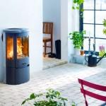 Soapstone stove Contura 860T