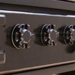 Вентили-регуляторы подачи кислорода в топку позволяют тонко настроить температурный режим Вашей печи Fornetto
