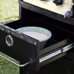 Теплый шкаф в модели Fornetto PZ-7 позволяет сохранить готовые блюда горячими или, например, подняться Вашему тесту