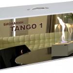 TANGO 1, биотопливом